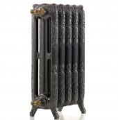 Чугунный радиатор GuRaTec Apollo 765/06 прох.1/2 Antikschwarz