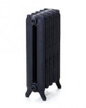 Чугунный радиатор GuRaTec Merkur 760/05 прох.1/2 Perlschwarz