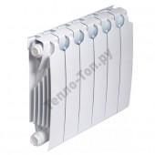 Биметаллический радиатор Sira RS Bimetal 300, 2 секции