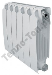Биметаллический радиатор Sira RS Bimetal 300, 17 секций