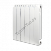 Биметаллический радиатор Sira RS Bimetal 500,  6 секций