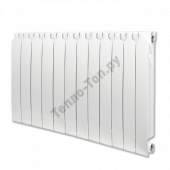 Биметаллический радиатор Sira RS Bimetal 500,  11 секций