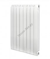 Биметаллический радиатор Sira RS Bimetal 800, 8 секции