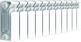 Биметаллический радиатор RIFAR Base 200, 11 секций