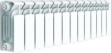 Биметаллический радиатор RIFAR Base 200, 13 секций