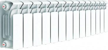 Биметаллический радиатор RIFAR Base 200, 14 секций