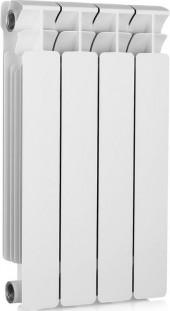 Биметаллический радиатор RIFAR Base 350, 4 секции