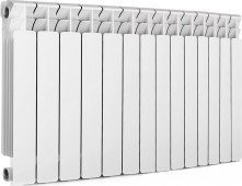 Биметаллический радиатор RIFAR Base 350, 14 секций