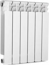 Биметаллический радиатор RIFAR Base 500, 6 секций