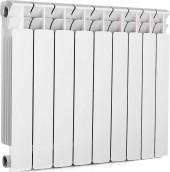 Биметаллический радиатор RIFAR Base 500, 9 секций