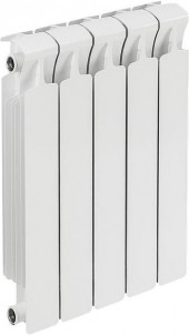 Радиатор RIFAR (Рифар) Monolit 500 5 сек. монолитный биметаллический
