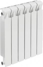 Радиатор RIFAR (Рифар) Monolit 500 6 сек. монолитный биметаллический