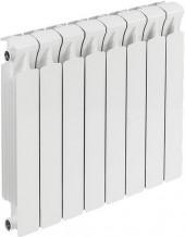 Радиатор RIFAR (Рифар) Monolit 500 8 сек. монолитный биметаллический