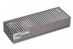 Встраиваемый в пол конвектор Mohlenhoff WSK ширина 180 мм, высота 110 мм, длина 2250 мм