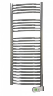 Электрический полотенцесушитель Rointe Sygma 050 (500 мм x 1300 мм) хром