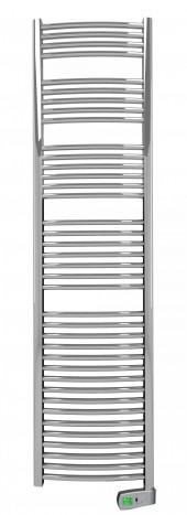 Электрический полотенцесушитель Rointe Sygma 100 (500 мм x 1900 мм) хром